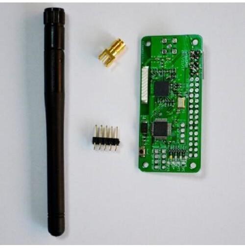 MGE MMDVM  hotspot pi-star Support P25 DMR YSF per raspberry pi (non incluso) + Antenna