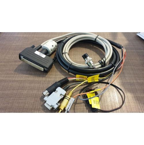 MICROHAM DB37-IC8 CAVO PER IC-7800/ 7850/7851  1 METRO