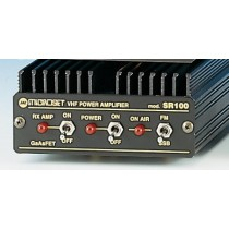 MICROSET SR100 Amplificatore 144MHz 100W preamp GaAsFET