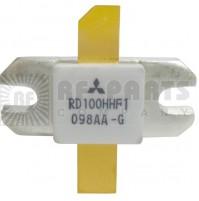 RD100HHF1 RoHS, Silicon MOSFET Transistor di potenza 30MHz, 100W