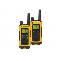 Motorola TLKR T80 extreme Ricetrasmittente PMR, IPx4, 10 km, coppia