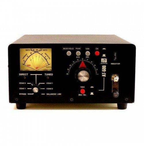 PALSTAR AT500 - ACCORDATORE DI ANTENNA HF - 600W