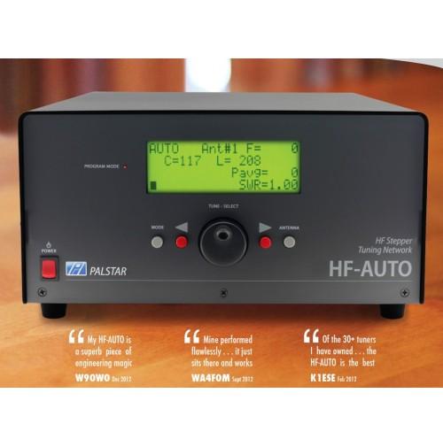 PALSTAR HF-AUTO - ACCORDATORE AUTOMATICO  DI ANTENNA HF - 1800W