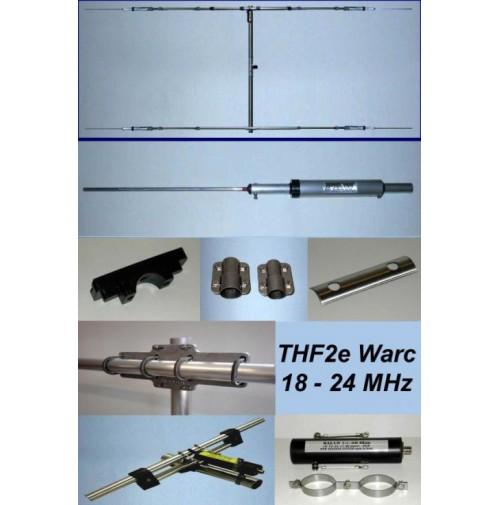 PKW - THF2E WARC DIRETTIVA DUE ELEMENTI 18 E 24 MHz