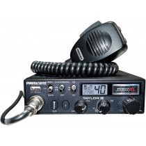 PRESIDENT TAYLOR IV - Ricerasmettitore CB  12/24 Volt 40 canali Am/FM