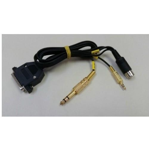 RIGEXPERT IC-001 Cavo per TI-3000 &  ICOM Base IC-7600, IC-7700, IC-7800