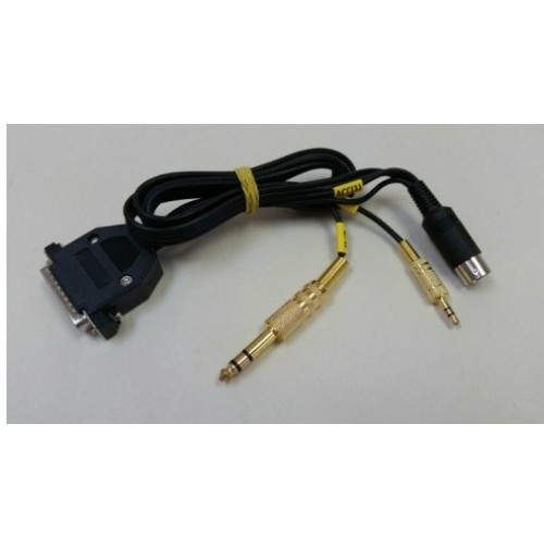 RIGEXPERT TS-002 Cavo per TI-3000 & Kenwood TS-850, TS-950