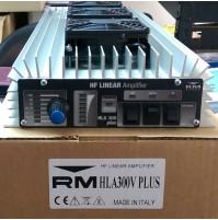 RM HLA-300V PLUS AMPLIFICATORE LINEARE HF CON FILTRI 260WFM/260W SSB - 12V