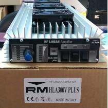 RM HLA-300V PLUS AMPLIFICATORE LINEARE HF CON FILTRI 300WFM/550W SSB - 12V