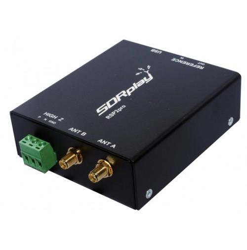 SDRplay RSP-2 PRO Ricevitore SDR 3 ANTENNE 1 khz - 2 GHz - 10 mhz bandwidth