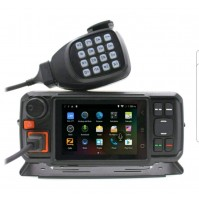 SenHaiX n60 - Android Mobile Radio GPS WIFI Bluetooth SOS Phone Function Touch LCD