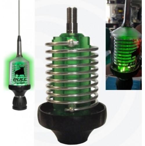 SIRIO BULL TRUKER 3000 PL LED - ANTENNA CB 1.5KW/3KW - 1600 mm
