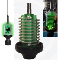SIRIO BULL TRUKER 5000 PL LED - ANTENNA CB 1.5KW/5KW - 1600 mm