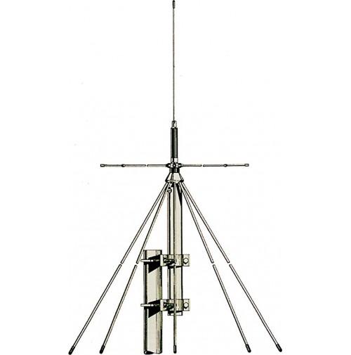 SIRIO SD-1300 UHF ANTENNA DISCONE USO SCANNER 25-1300 MHz