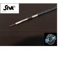 SIVA RF 195 LTA PVC -  CAVO BASSA PERDITA 5MM DOPPIO SCHERMO