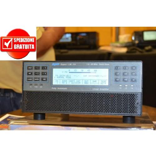 SPE-EXPERT 1.3 K-FA AMPLIFICATORE LINEARE HF 50 MHZ 1,5 KW  STATO SOLIDO CON AT TUNE