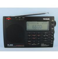 TECSUN PL-660 RICEVITORE HF-VHF- COPERTURA GENERALE AM-FM-USB-LSB