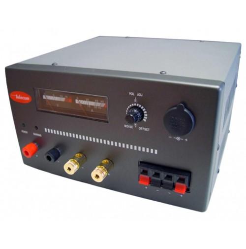 TELECOM AV-6065-NF ALIMENTATORE 65 AMPERE 4-16V PROFESSIONALE