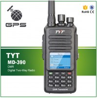 TYTERA MD-390 DMR UHF 400-480MHz C/O GPS Digital MobileRadio waterprof IP67