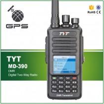 TYT MD-390 DMR VHF 136-174 MHz C/O GPS Digital MobileRadio waterprof IP67