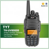 POLMAR DB-10 - RICETRASMETTITORE PORTATILE VHF UHF 10W