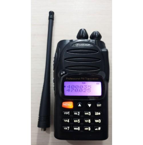 WOUXUN KG-699E ADVANCED UHF - RTX 400-470 MHZ OMOLOGATO CIVILE 5/2 TONE