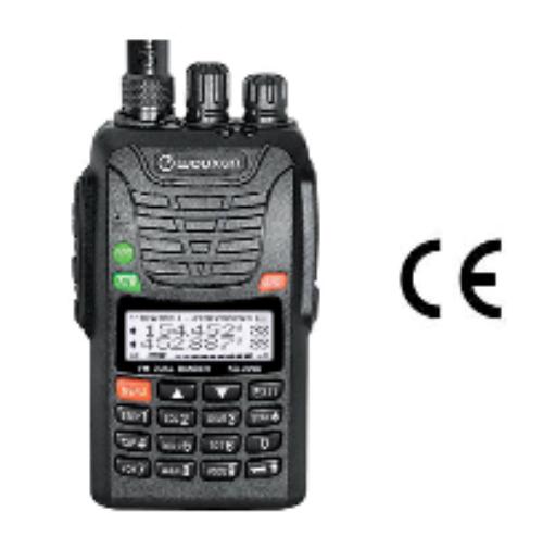WOUXUN KG-UV6D - RTX PORTATILE  66-88/136-174  mhz