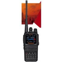 WOUXUN KG-UV8H RICETRASMETTITORE VHF UHF 10 WATT DISPLAY COLOR