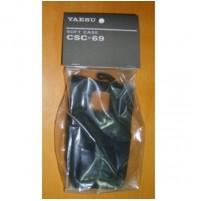 YAESU CSC-69 CUSTODIA MORBIDA PER FT-50 con batteria FNB-40