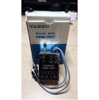 YAESU FRB-757 HAM RADIO RELAY BOX, SOFT KEY CONTROL - RARO