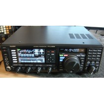 YAESU FT-3000DX RTX HF+50 MHZ + DVS6 + FH-2 - PARI AL NUOVO