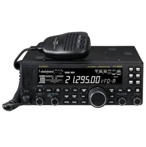 YAESU FT450D -ricetrasmettitore HF/50MHz Accordatore d'antenna
