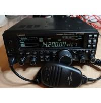 YAESU  FT-450D RTX HF/50MHZ CON IF/DSP -  COME NUOVO