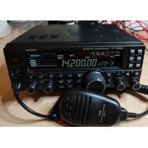 YAESU  FT-450D RTX HF/50MHZ CON IF/DSP - 4 MESI DI VITA - COME NUOVO