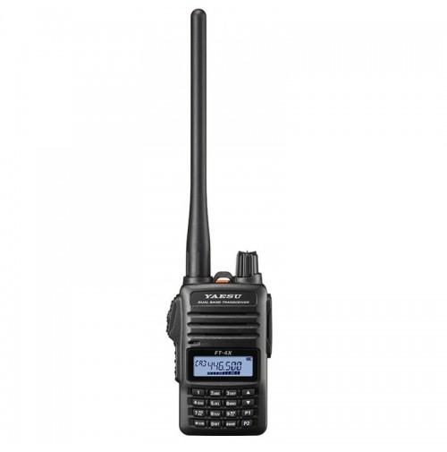 YAESU FT-4XE Ricetrasmettitore portatile duobanda VHF/UHF 5W