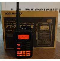 YAESU FT-70DE - RTX ANALOGICO C4FM  con 2 anni garanzia