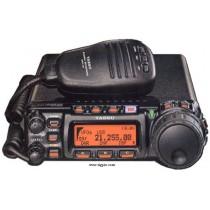YAESU FT-857D -  veicolare HF/50/144/430MHz 12Vcc con DSP incluso YSK-857