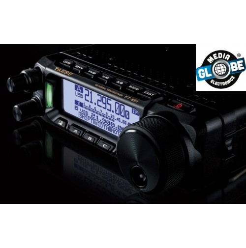 YAESU  FT-891 - RTX HF/50 MHZ 100W ALL MODE 3 CONVERSIONI - ROOFING 3 KHZ