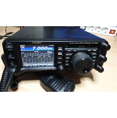 Yaesu FT-991 HF/50/144/430 MHz ALL MODE - PARI AL NUOVO