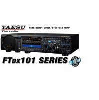 YAESU FT-DX101MP - RICETRASMETTITORE   HF/50 MHZ 200W SDR + SPEAKER PS
