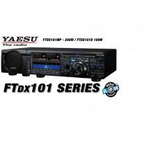 YAESU FT-DX101MP - RICETRASMETTITORE  HF/50 MHZ 200W SDR + SPEAKER PS