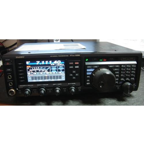YAESU FTDX-1200  RTX HF+50 MHZ - + FH2  & DVS-6 -  PARI AL NUOVO