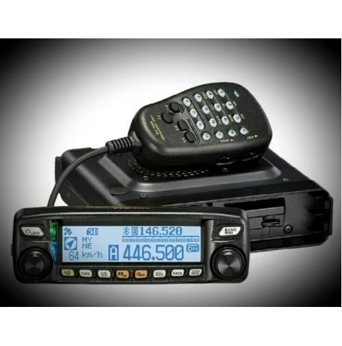 YAESU FTM-100DE RTX VEICOLARE DUALBAND DIGITAL FDMA & GPS