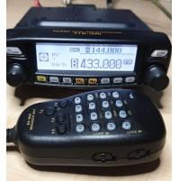 YAESU FTM-100DR/DE RTX VEICOLARE DUALBAND DIGITAL FDMA & GPS
