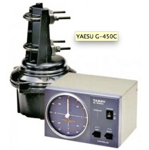 YAESU G450C DC NEW  ROTORE azimutale 600Kg/cm + connettori
