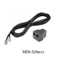 YAESU MEK-5 CAVO PROLUNGA MICROFONO 2x6PIN PER FTM-400/100/300 FT-8900/7900