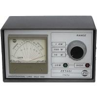 ZG 700 Professional Line - ROSMETRO WATTMETRO 2-30/120-500 MHZ 1000W