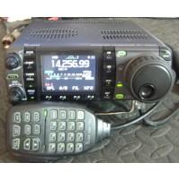 ICOM IC 7000 RTX QUADRIBANDA -  PARI AL NUOVO
