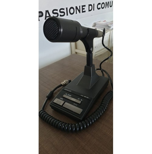 KENWOOD MC-90 - Microfono da tavolo ALTA QUALITA' - PARI AL NUOVO