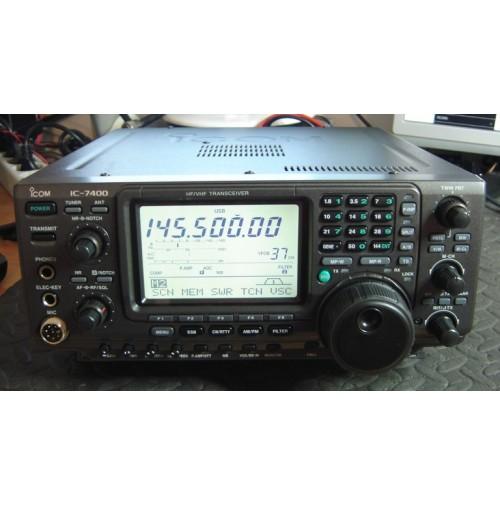 ICOM IC-7400 - RTX HF+50+144 MHZ  PERFETTO